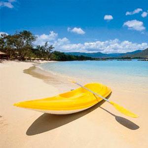 Западное побережье о. Маврикий